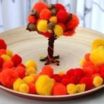Copaci colorati de toamna - 23 de idei fantastice de facut la gradinita sau acasa